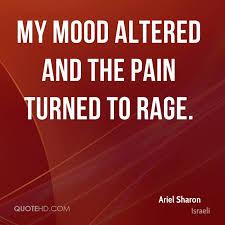 Rage Quotes Custom Ariel Sharon Quotes QuoteHD