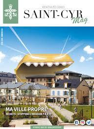 saint cyr magazine avril
