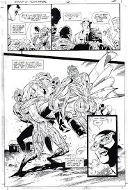 Poison Ivy page 14, in Timothy Chandler's Artwork I own Comic Art Gallery  Room