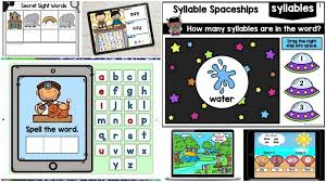 Beginning sounds games reading and writing both rely on sounding out words, and our beginning sounds games will help your students tackle those first sounds with ease. 18 Interactive Phonics And Sight Words Google Slides Weareteachers