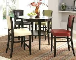 round kitchen table sets counter height table and chairs round counter height kitchen tables chairs home