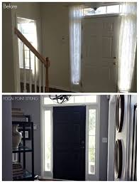 paint for interior doorsFOCAL POINT STYLING How To Paint Interior Doors Black  Update