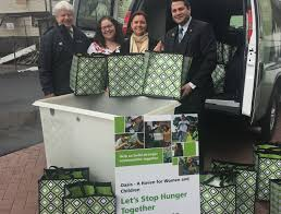 td bank charitable foundations donates food diapers hygiene paterson n j on friday the charitable giving arm of td bank the td charitable foundation donated bags of food diapers hygienic products