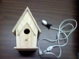 Diy Birdhouse Tiptoethrough Diy Bird House Night Light