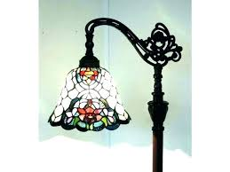 replacement floor lamp shades glass lamp shades stand up lamps medium size of vintage floor