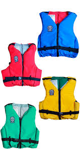 Crewsaver Academy 50n Front Zip Buoyancy Aid Colour Coded Per Size 2560