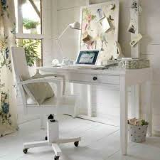 white office decors. Home Office Furniture In Vintage Style, And Create Strong Color Contrasts With Light Black Or Dark Brown Colors That Will Make You Decor White Decors