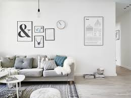 Interesting Scandinavian White Interior Living Room By Room ...