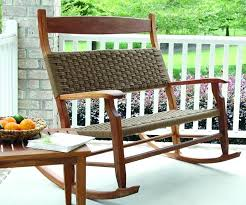 best outdoor rocking chairs style