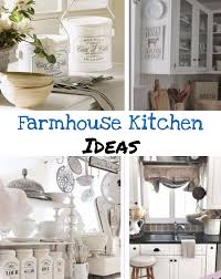 farmhouse kitchen canister sets and decor ideas farm kitchen decorating ideas80 farm