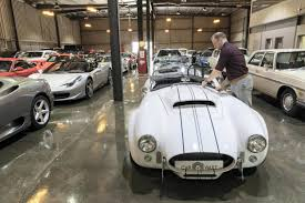 Dubai S Car Vault Is Banking On Luxury Vehicles The National