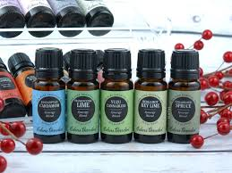 edens garden essential oil synergy blends