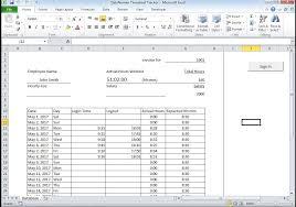 Automated Timesheet Datanumen Timesheet Tracker A Free Timesheet Tracker In