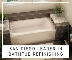 best go bathtub refinishers pertaining to bathtub refinishing san go remodel