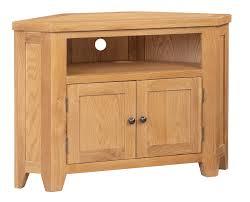 Solid Light Oak Corner Tv Unit Details About Small Oak Corner Tv Stand Media Cabinet Entertainment Table Solid Wood Unit