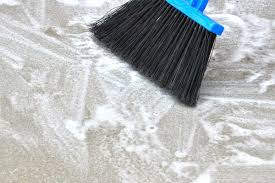 how to clean a concrete patio ehow