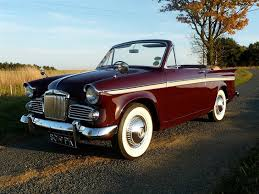 Used 1963 Sunbeam Other Models For Sale In Essex Pistonheads