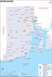 Its capital is providence.there were 1,056,611 people in rhode island as per 2019 occupational employment statistics, bls.gov.the state ratified the us constitution and officially became part of the country on may 29, 1790. Rhode Island Map Map Of Rhode Island Ri Map