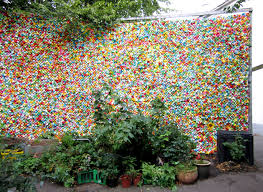 garden art. We Spent The Most Of Our Time At HAVEN Opening Outside Discussing Process Making Garden With Overgaard. She Worked Friends To Collect A Art