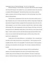 argumentative essay on interracial marriages essay zoom zoom zoom