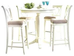 round bar height table and chairs round pub height table bar height bistro table sets outdoor