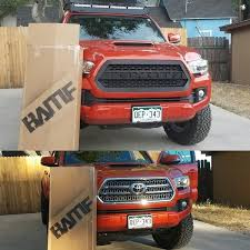 bamf 3rd gen recessed raptor style grille page 128 tacoma world 20161007 182232 jpg 20161007 182101 jpg