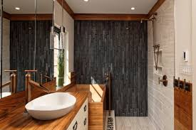 Making a Statement with Shower Accent Walls – Architectural ...