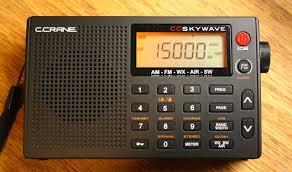 office radios. Review Of The C. Crane CC Skywave Portable Radio Office Radios I