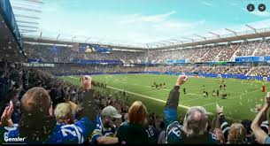 Halifax Cfl Stadium Design New Canadian Stadiums Page 40 General Off Topic