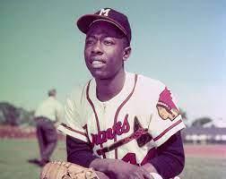 Hank Aaron dead at 86: Vintage photos ...
