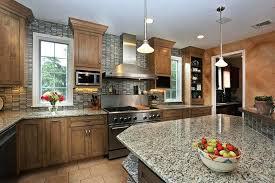 full height kitchen backsplashes with granite countertops tile backsplash black countertop standard vs which is more