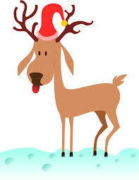 reindeer christmas clipart. Brilliant Clipart Rudolphs Red Nose Intended Reindeer Christmas Clipart T