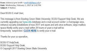 Vip bowling green is the premier social magazine for bowling green, kentucky. Archived Phishing Emails
