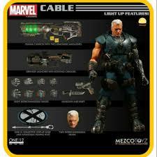 Mezco toyz Cable 1/12 | Shopee Thailand