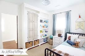 Boys Bedroom Makeover The Lettered Cottage Blog1