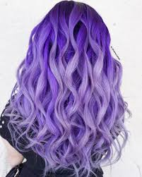 Purple Hair Style my hair is dyed purple and my hair is almost the same color as 2041 by wearticles.com