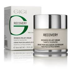 <b>GIGI</b> Recovery Redness Relief <b>Cream</b> Sens - <b>Крем успокаивающий</b> ...