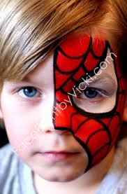 face painting face paint by vicki face painting visit to grab an amazing super hero shirt now on