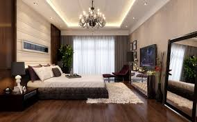 Big Bedrooms Model Interior