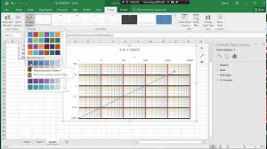 Logarithmic Chart Excel Ms Excel Class 10 How To Log Log Graph Plot By Ms Excel