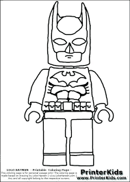 Lego Man Coloring Page Amazing Man Coloring Page For Amazing Free