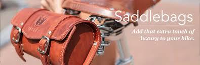 lekker bikes saddle bags