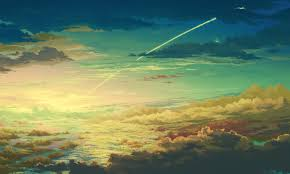 For wallpapers that share a theme make a album instead of multiple posts. Clouds Space Anime Wallpapers Hd Desktop And Mobile Backgrounds