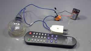 How To Make Remote Control Light Switch How To Make Remote Control On Off Light Switch _ Diy Electronic Projects