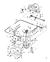 omc throttle diagram application wiring diagram \u2022 Electrical Wiring Diagrams johnson outboard throttle control box diagram omc shifter boat parts rh wanderingwith us omc throttle assembly omc throttle control box diagram