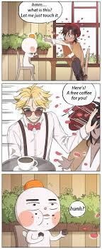 A standard businessman with very cohesive & strong leadership skills. Food Fantasy On Twitter Nichijou Of Coffee And Chocolate 2 Because Chocolate And Coffee Go Together Illustrated By 吉川流 Foodfantasygame Https T Co Oda7fvpdzc