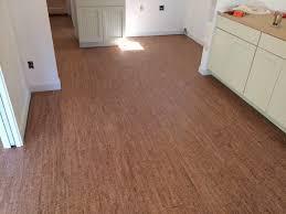 Cork Floors In Kitchen Cork Flooring Installation Tile Plank Seattle