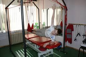 ЛФК и массаж Лечение заболеваний позвоночника и суставов включает комплекс специально подобранных упражнений и позиций с использованием подвесных систем