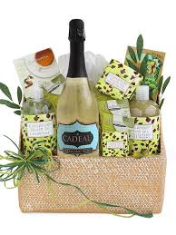 mother s day spa gift basket