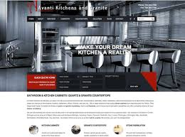 Avanti Kitchens & Granite - CI Web Design Inc.CI Web Design Inc.